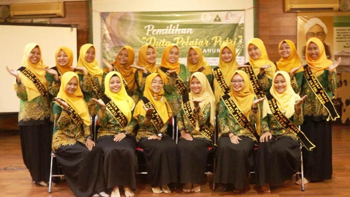 IPPNU Jatim Gelar Seleksi Duta Pelajar Putri 2019