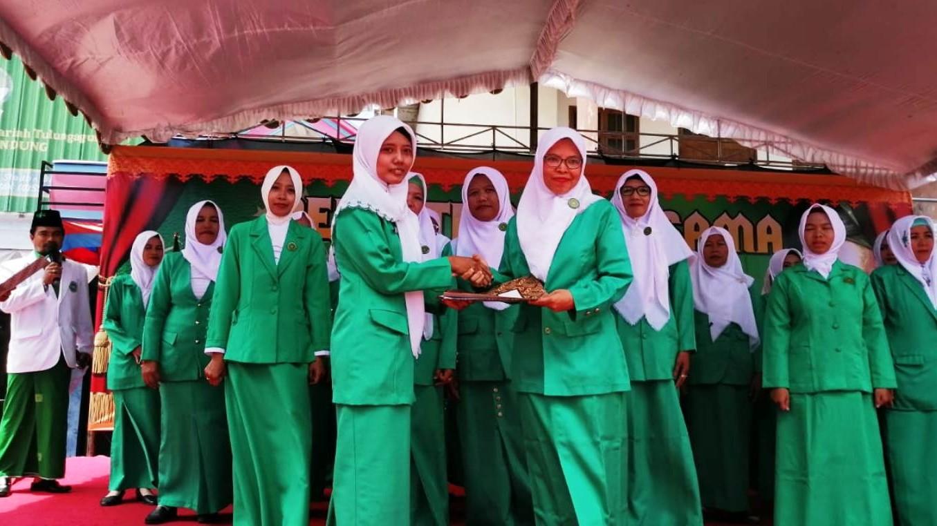 Berdayakan Potensi Perempuan Jadi Tekad Fatayat NU di Tulungagung
