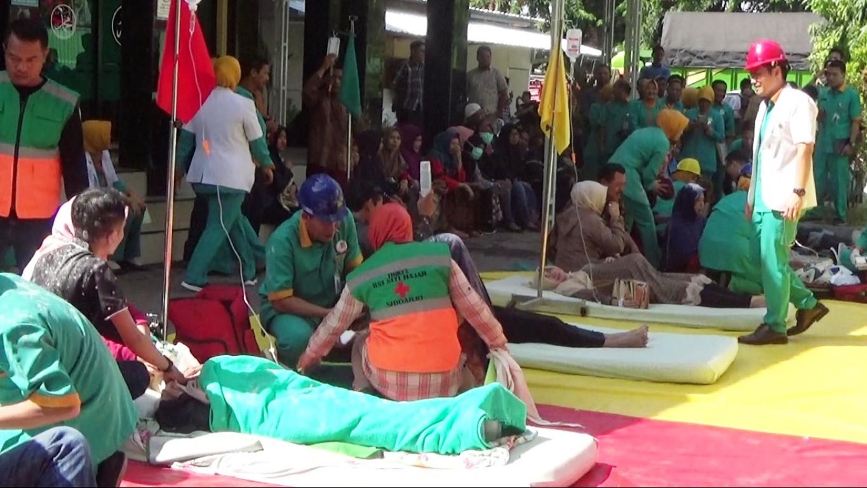 Gempa Bumi, RSI Siti Hajar Sidoarjo Selamatkan Pasien dan Keluarga