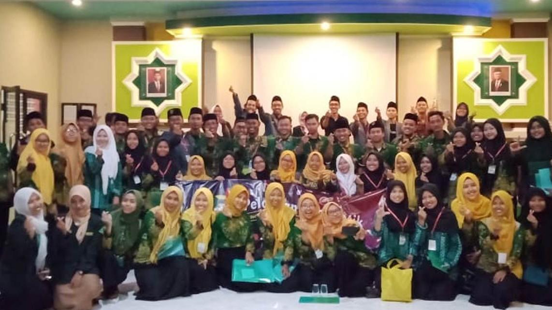 IPNU-IPPNU Gresik Bekali Pelajar Jurnalisme Maslahat