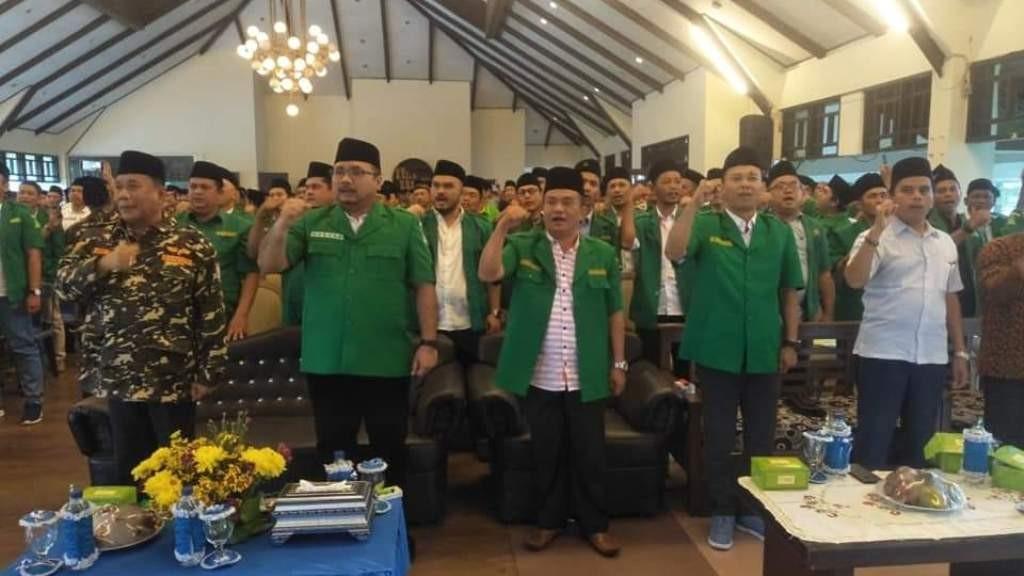 Gus Yaqut Hadiri Konferwil XVII GP Ansor Sumatera Utara