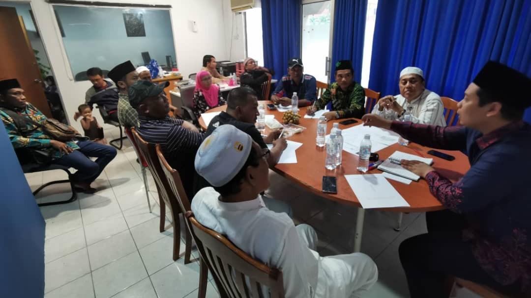 PCINU Malaysia Matangkan Proses Pembangunan Pesantren An-Nahdloh