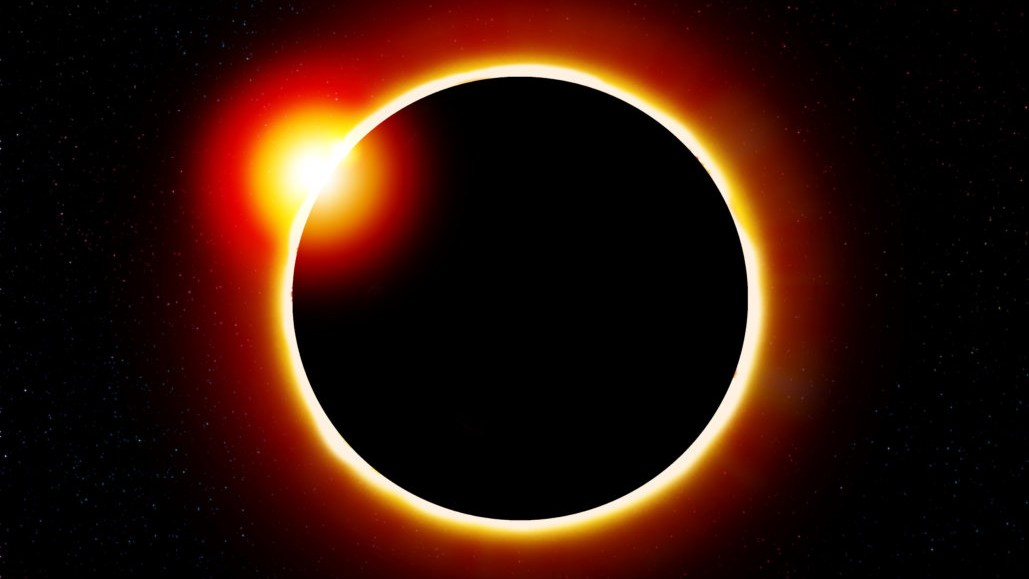 Tata Cara Shalat Gerhana Matahari