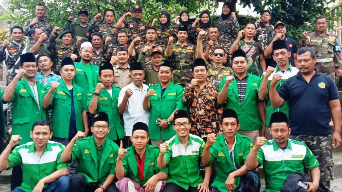 Ketua NU di Gresik: Kami Titipkan Jamiyah kepada Ansor