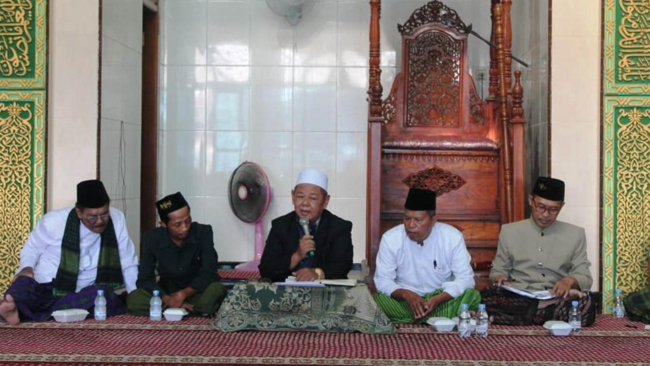 Begini Pemberdayaan Lembaga Takmir Masjid NU di Sidoarjo