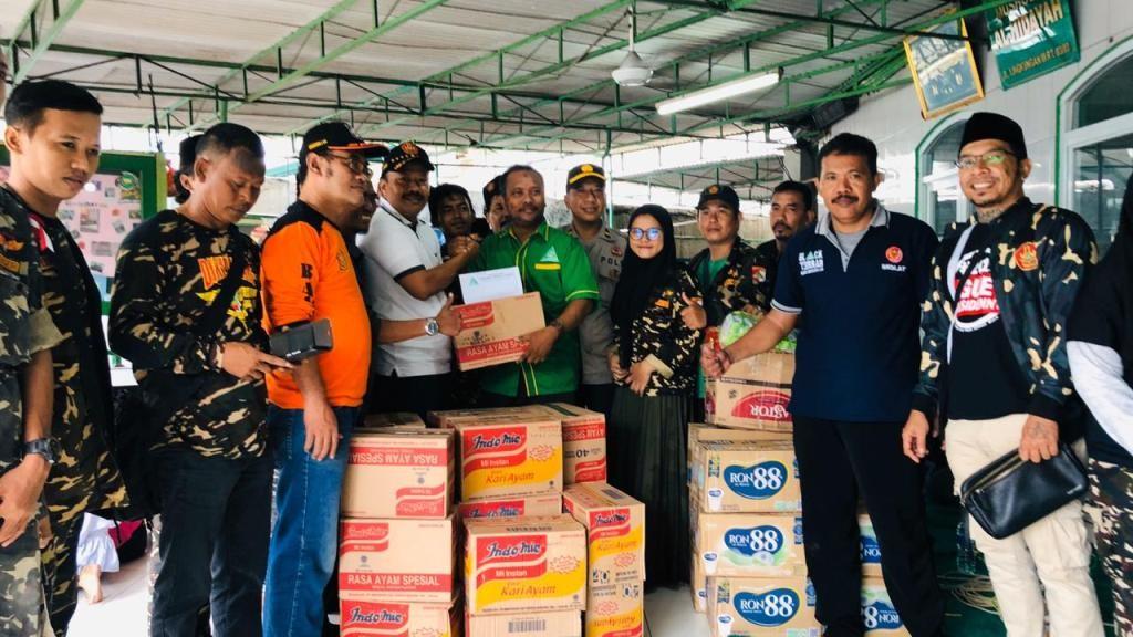 Satkornas Banser Salurkan Bantuan bagi Korban Banjir Jakarta, Banten, hingga Jatim