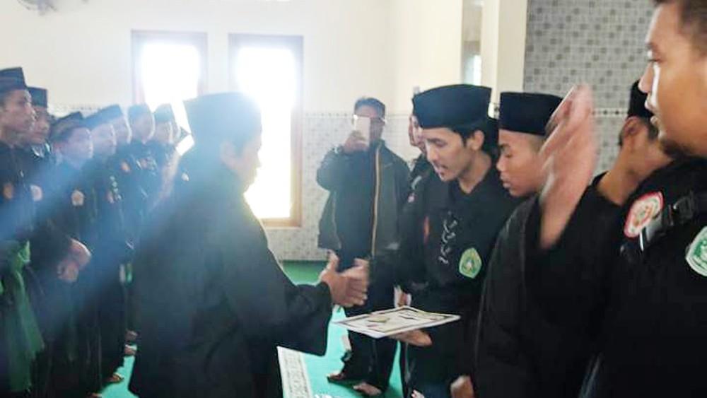 NU Sukoharjo Sebut Anggota Pagar Nusa Bagian dari Santri