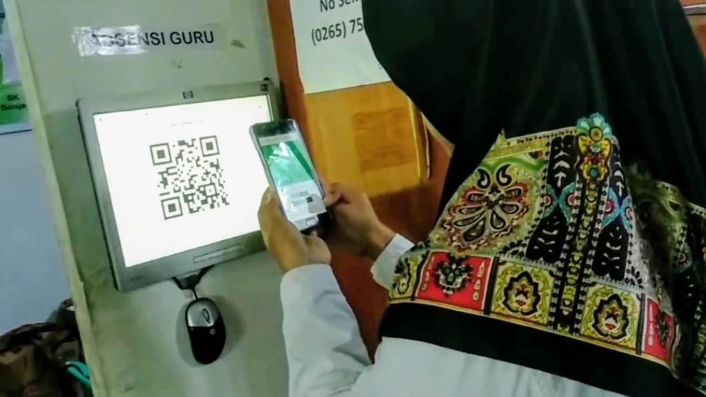 Berbasis Teknologi Informasi, Madrasah Milik Ketua GP Ansor Kota Tasikmalaya Dapat Penghargaan