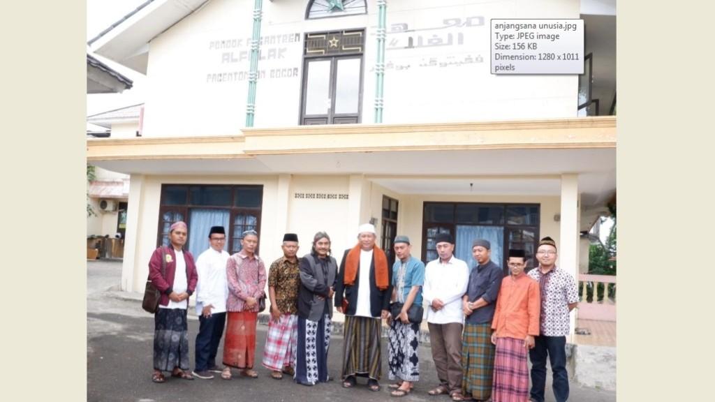 Fakultas Islam Nusantara Unusia Anjangsana Pesantren-pesantren di Tatar Sunda