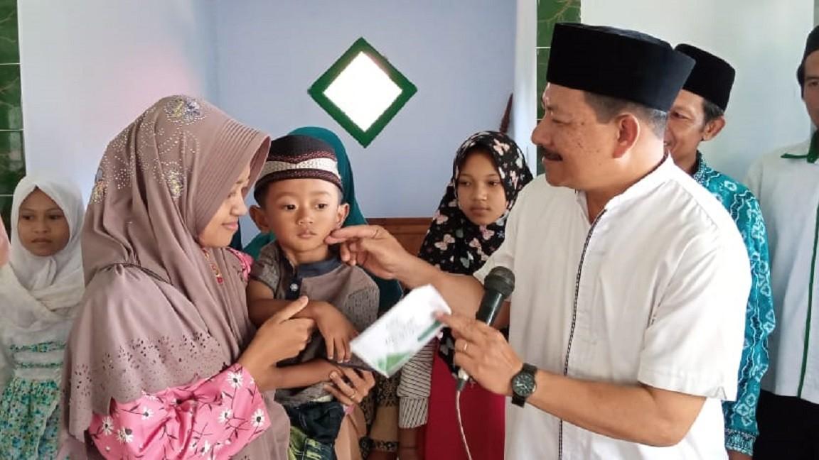 LAZISNU Kalitengah, Blitar Luncurkan 'Kartu Sehat untuk Yatim Piatu'