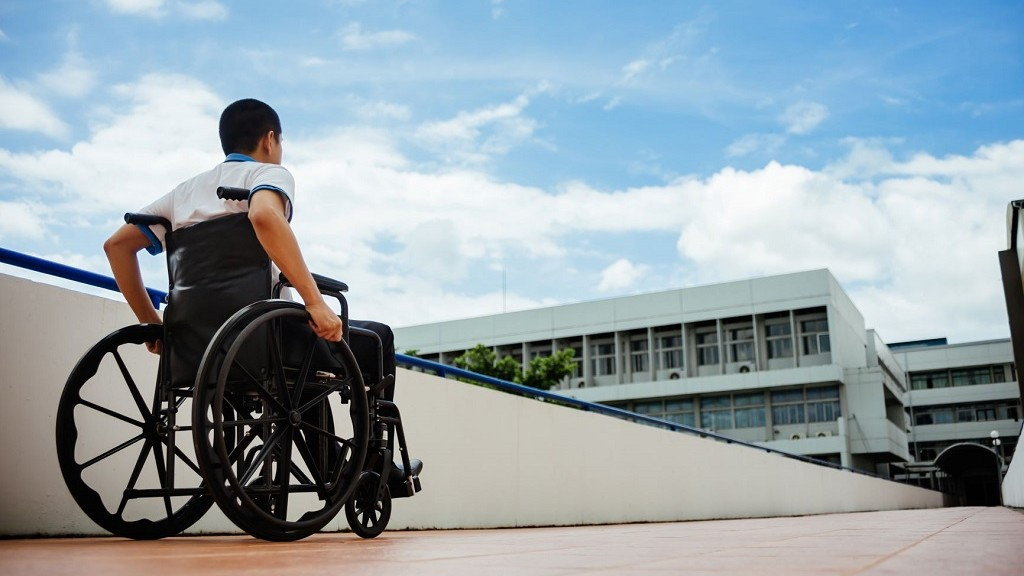 Hukum Kesucian Ban Kursi Roda dan Tongkat Kaum Difabel