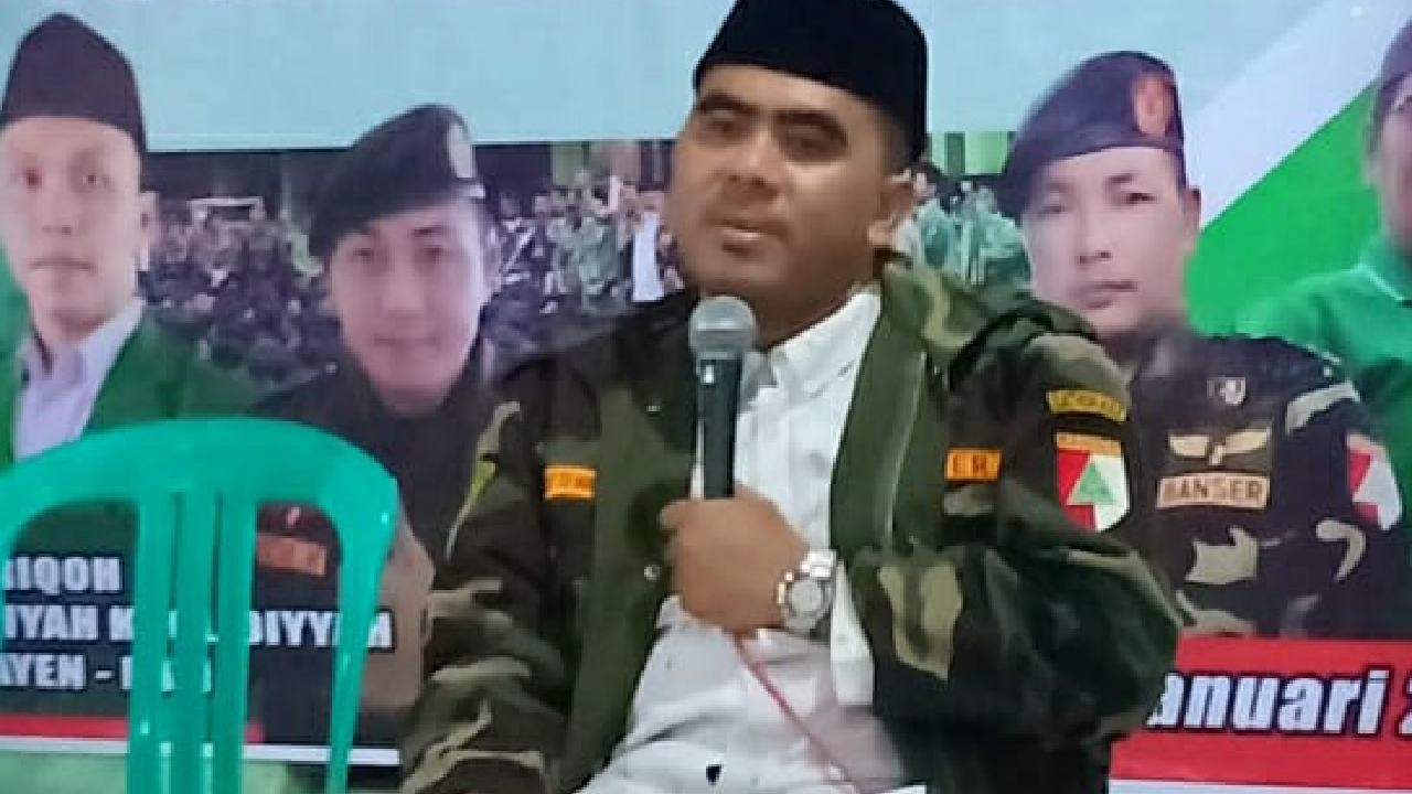 Ansor Jawa Tengah Selenggarakan PKL dan Susbalan