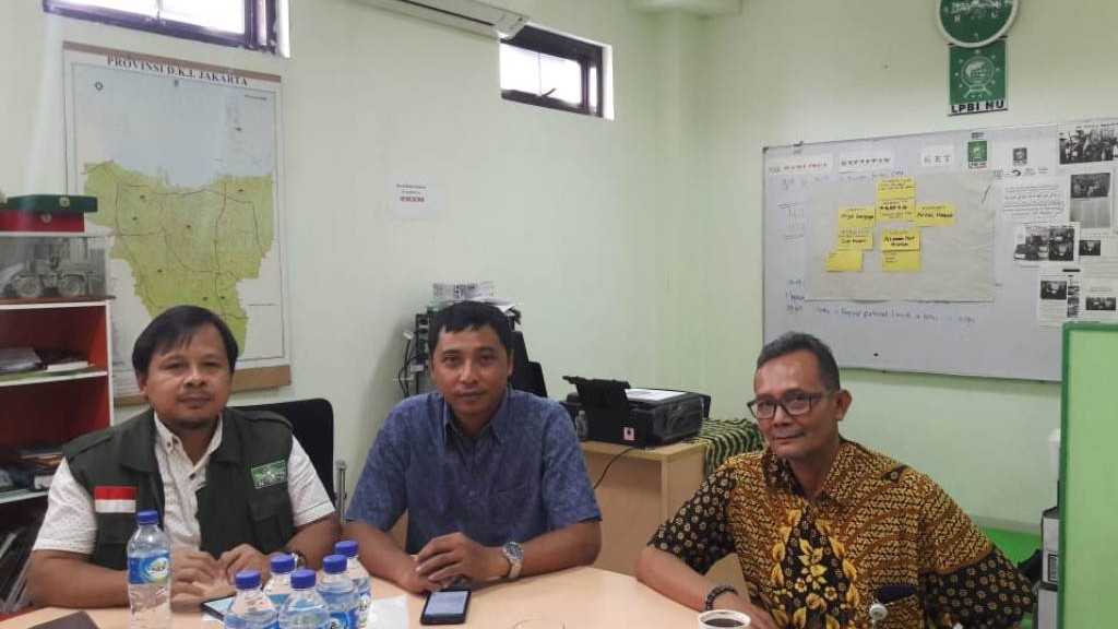 Gandeng BPJS, LPBINU DKI Jakarta Asuransikan 200 Relawan Bencana