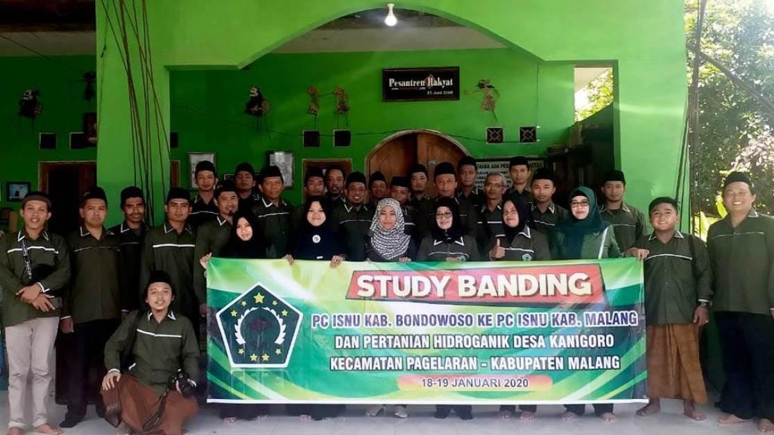 Berkunjung ke Malang, ISNU Bondowoso Studi Pola Organisasi