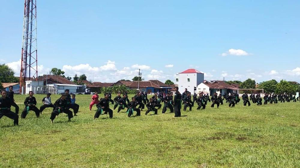 Latgab Pagar Nusa Media Asah Militansi Santri