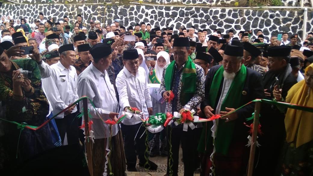 Gus Ishom Cerita Perkembangan NU di Jawa Barat