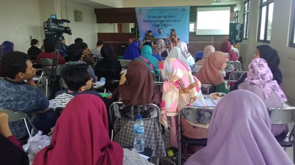 Unusia Jakarta Perluas Layanan Psikologi bagi Masyarakat lewat UP3