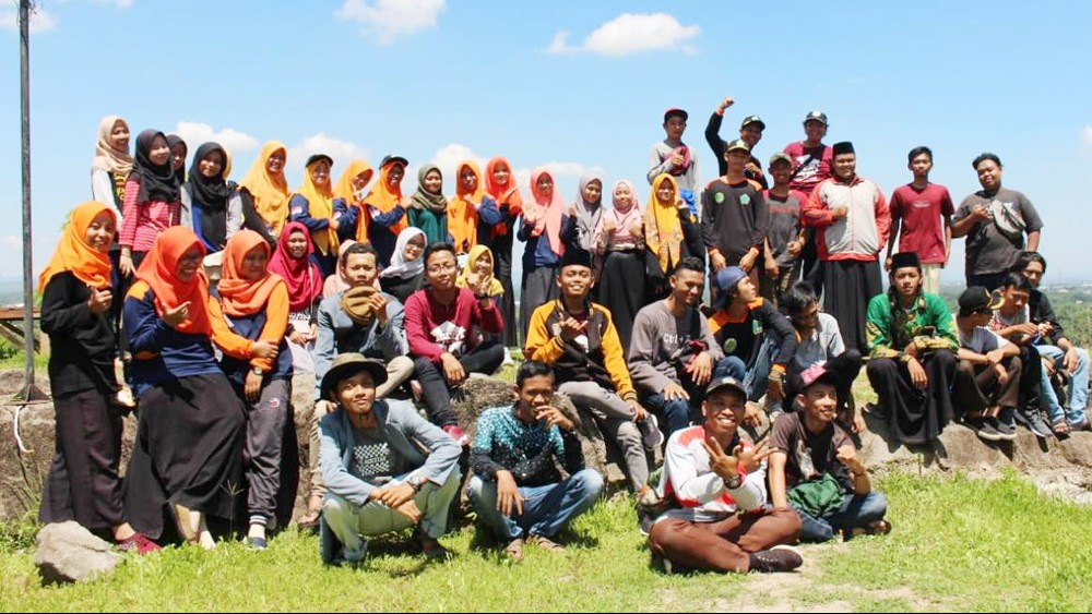 PW IPPNU DIY: Aksi Penghijauan untuk Lestarikan Bumi Pertiwi