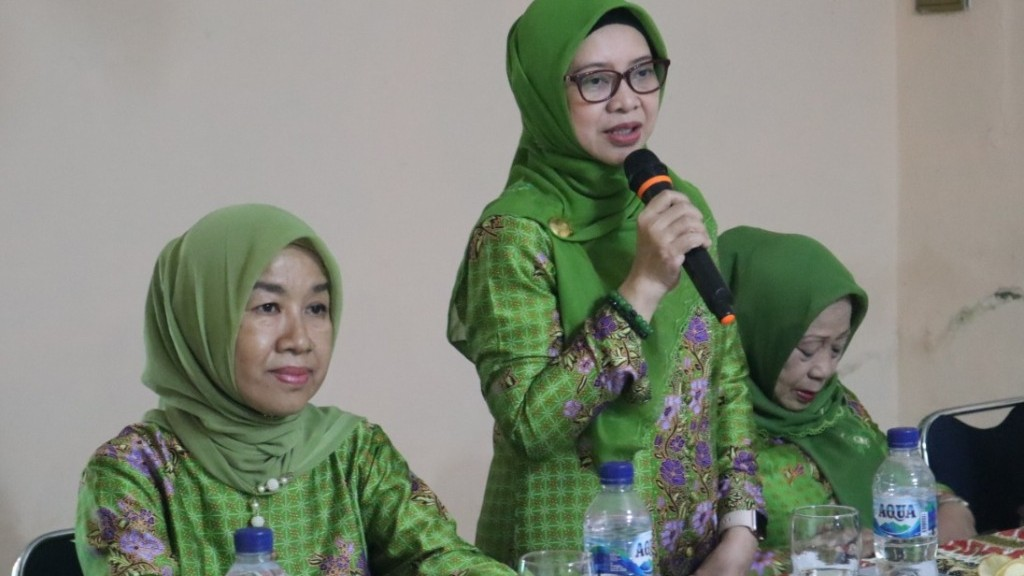 Muslimat NU Organisasi Besar, Riyadhahnya Harus Lebih Besar