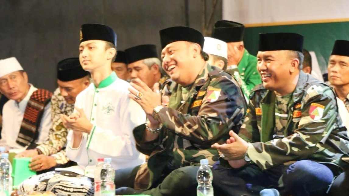Wali Kota Tegal: Ansor Elemen Penting Kepemimpinan NU Masa Depan