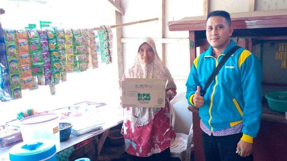 Ansor Ritel Kota Banjar Mulai Gandeng Koperasi dan Kantin Sekolah