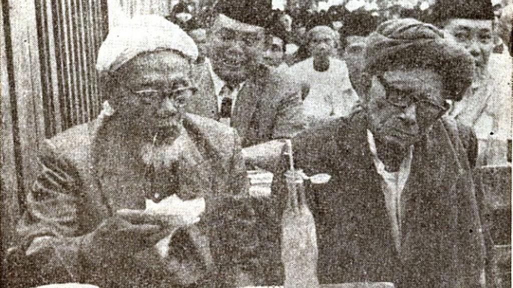 Kiai Bisri 'Syansuri' dari Pati/Jombang