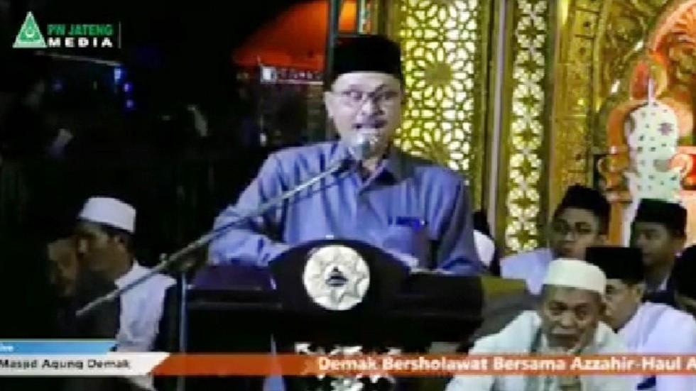 Masjid Agung Demak Gandeng UIN Wali Songo Terbitkan Buku Sejarah Kerajaan Demak