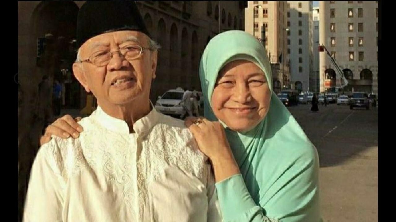 Kisah Cinta Abadi Gus Sholah dengan Nyai Farida