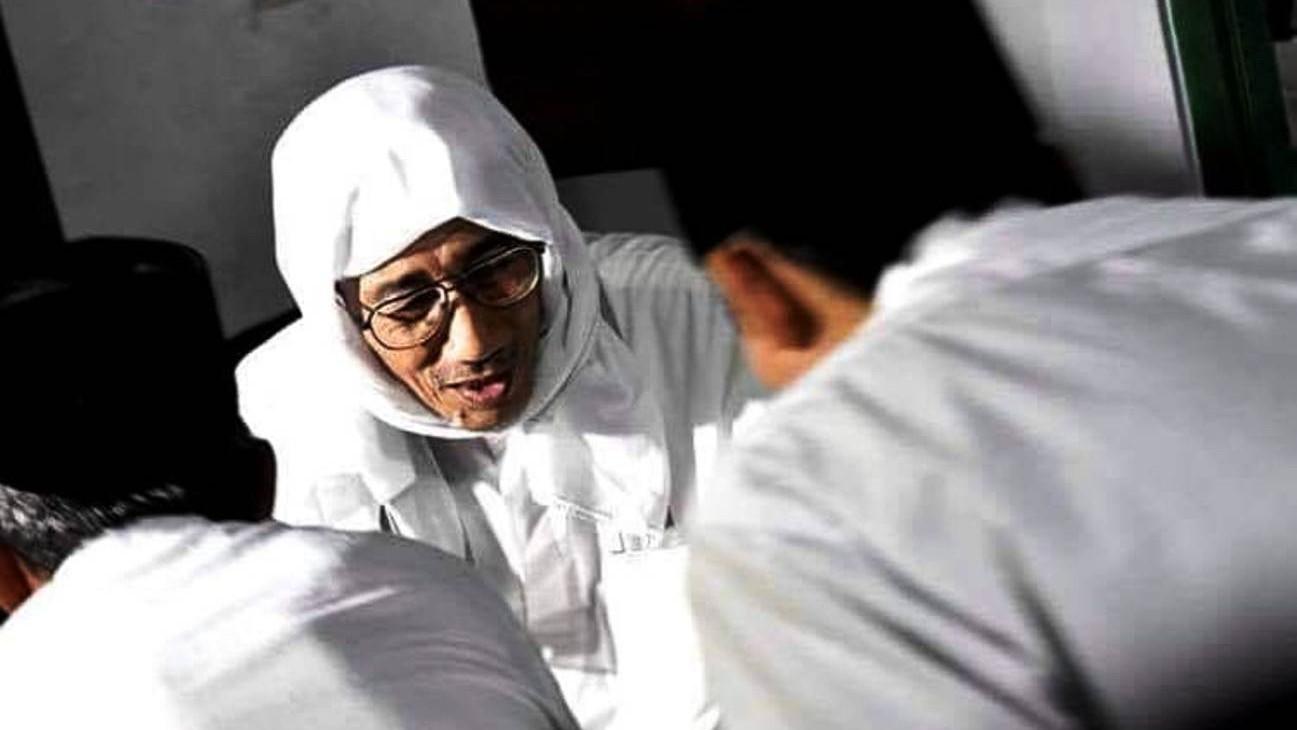 Innalillahi, KH Ahmad Habibullah Zaini Pengasuh Pesantren Lirboyo Wafat