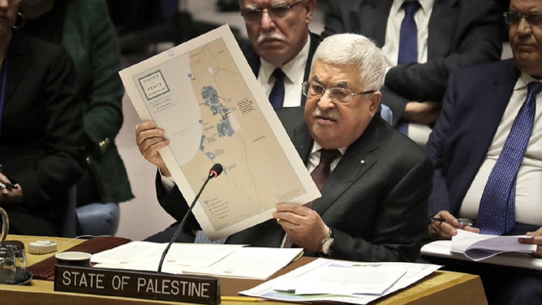 Presiden Palestina Tegaskan Tolak 'Rencana Damai Trump' di PBB