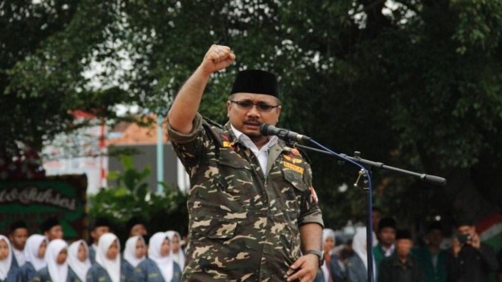 GP Ansor Tegaskan Jangan Benturkan Agama dengan Pancasila