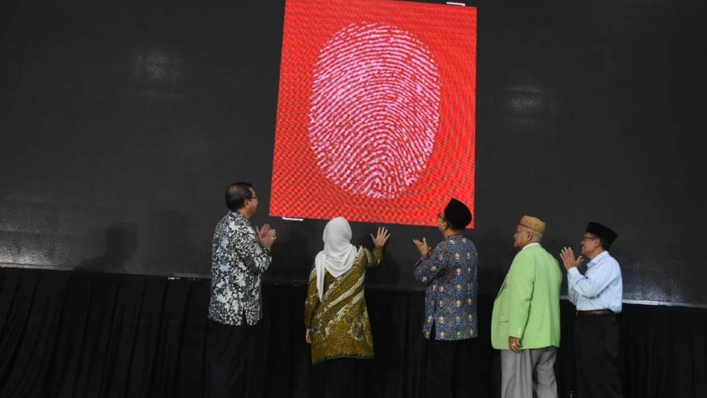 Ida Fauziyah Buka 'Kemnaker Goes to Campus' di Unusia Bogor