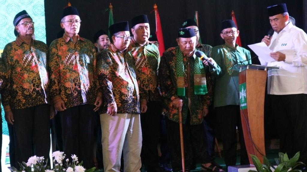 Ketua NU Jakarta: Kekompakan Pengurus untuk Kemaslahatan Umat