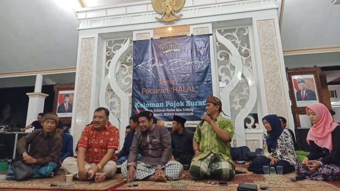 'Koloman' Pojok Surau Kembali Rajut Harmoni Keberagaman