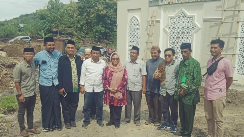 Alissa Wahid Jadi Pembina Pesantren Istana Tahfidzul Qur'an Parepare