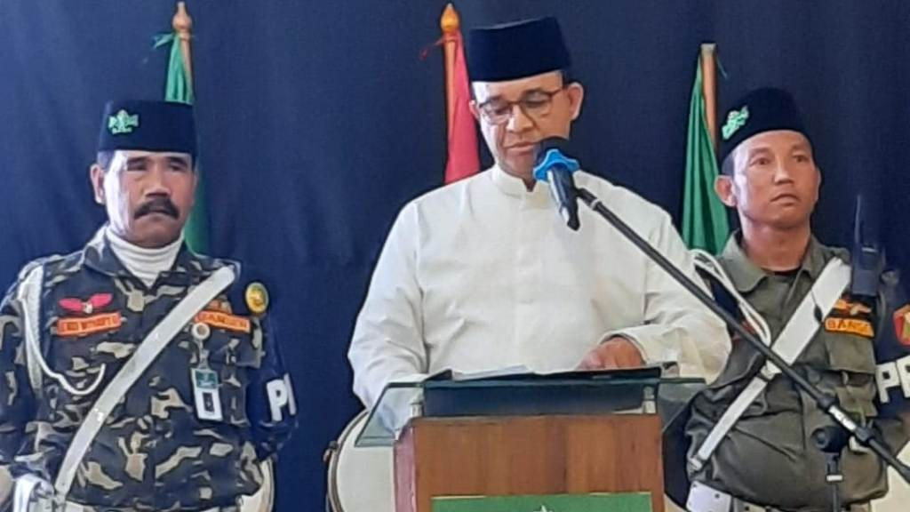 Gubernur Jakarta Sebut Gerakan Kemandirian NU Fondasi Kesejahteraan Rakyat
