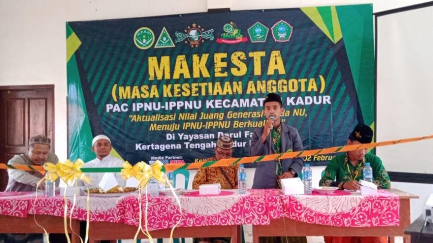IPNU-IPNU, Wadah Statregis Atasi Degradasi Moral Remaja