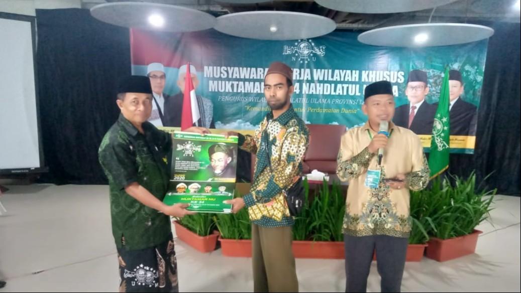 Maksimalisasi Koin, LAZISNU Lampung Terbitkan Kalender Edisi Muktamar