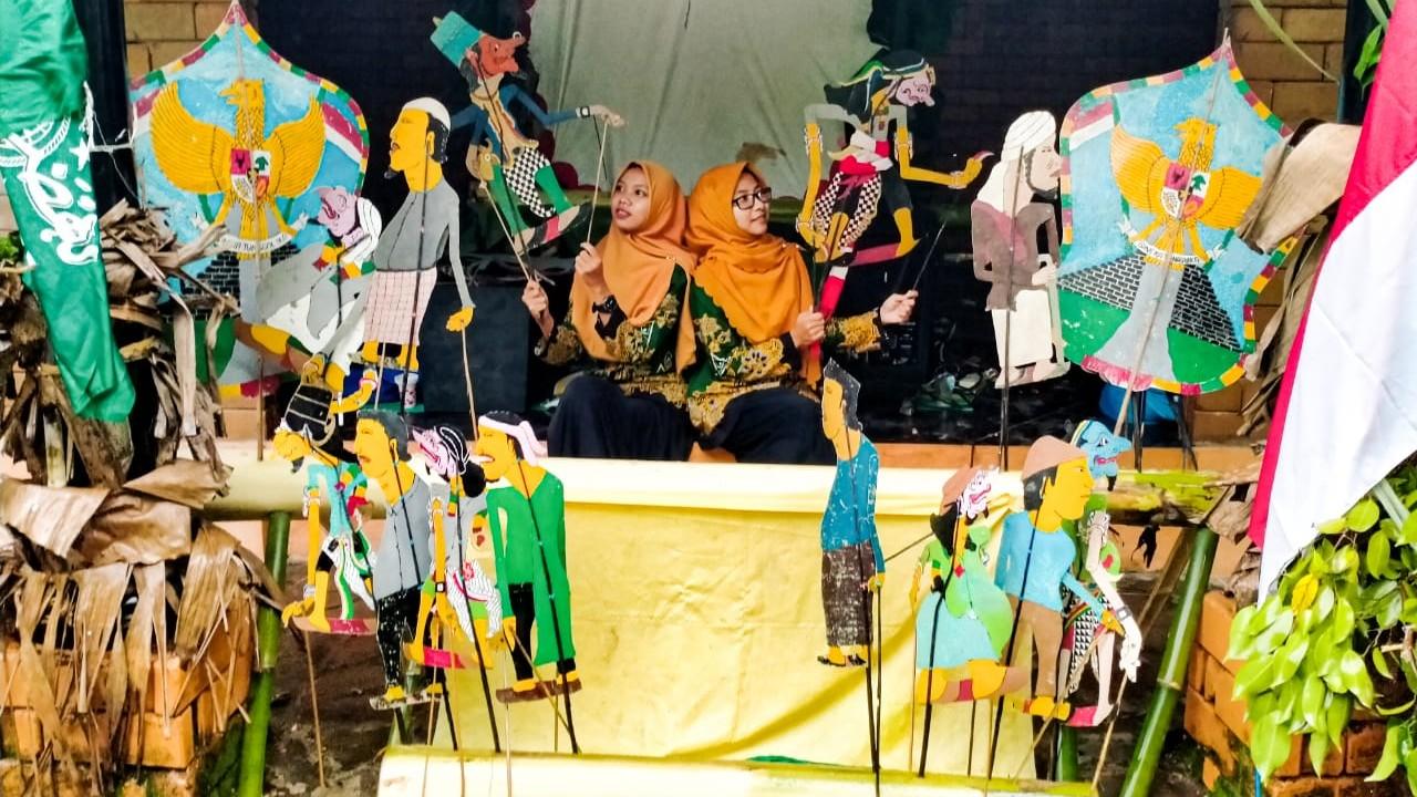 Cara IPNU-IPPNU di Jombang 'Nguri-uri' Budaya Leluhur
