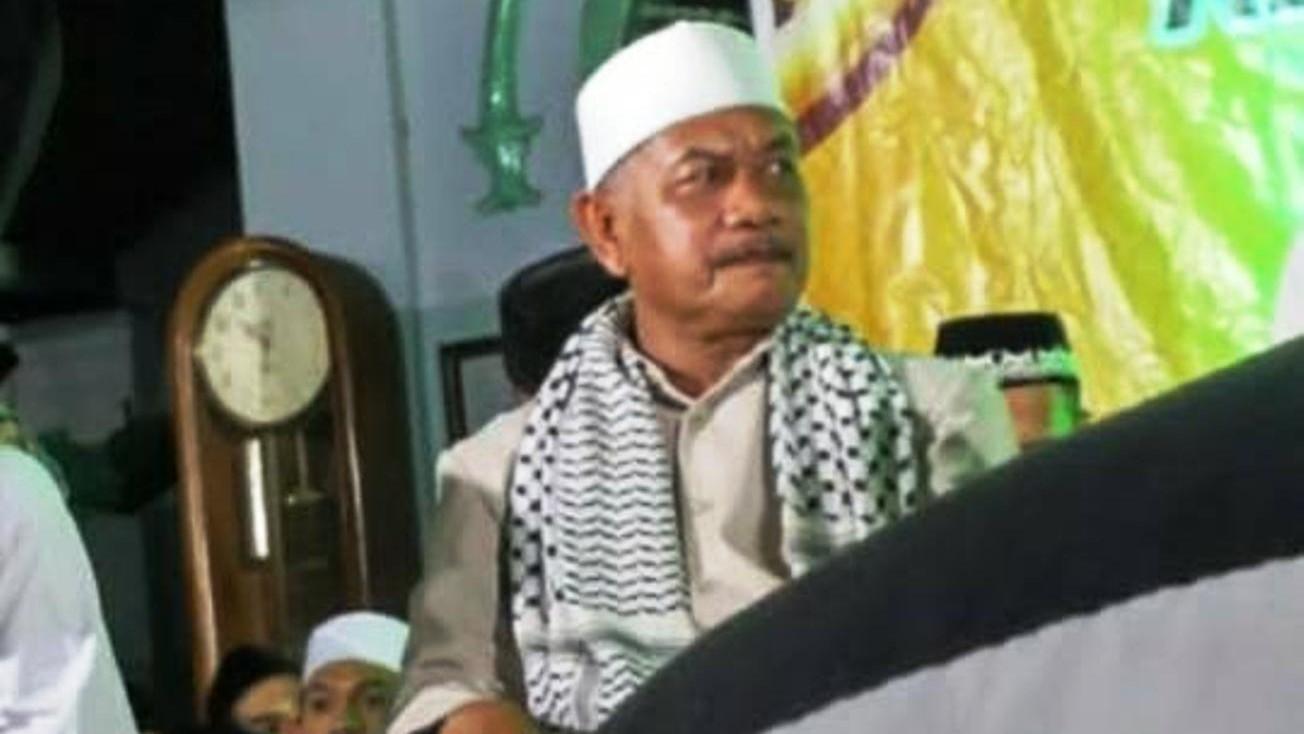 KH Ubaidillah Abdul Ghoni Pengasuh Pesantren Mantenan Blitar Wafat