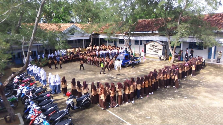 Koin Muktamar NU di Pragaan Sumenep Disambut Syubbanul Wathan