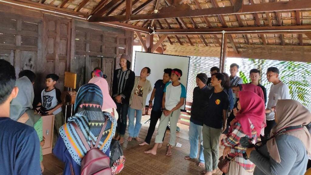 Haul Gus Dur, Pesantren Misykat Al-Anwar Bogor Pasang Panel Surya