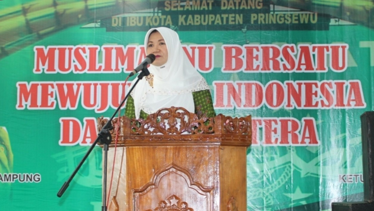 Muslimat NU Harus Kuasai Teknologi Informasi untuk Hal Positif