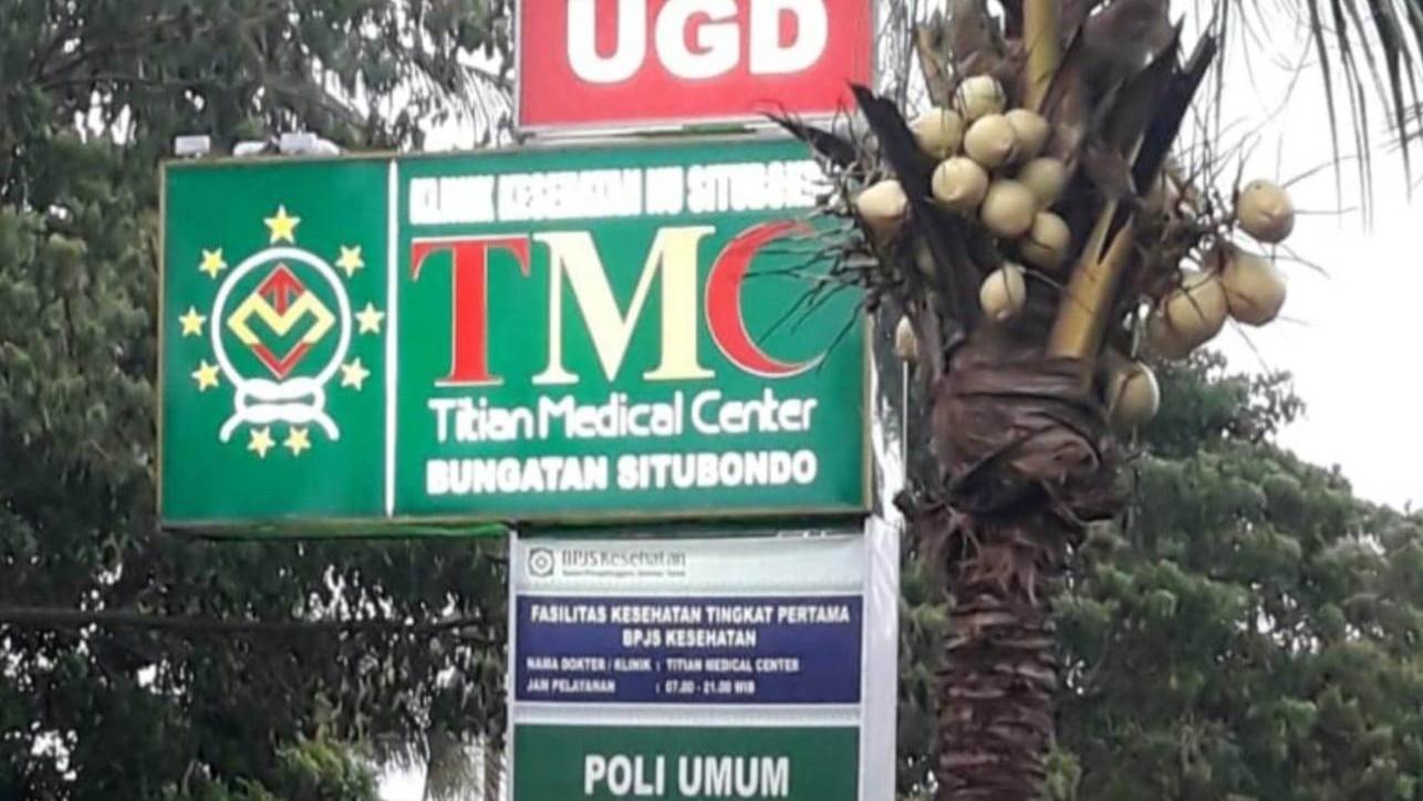 LKNU Situbondo Operasikan Klinik Kesehatan, TMC