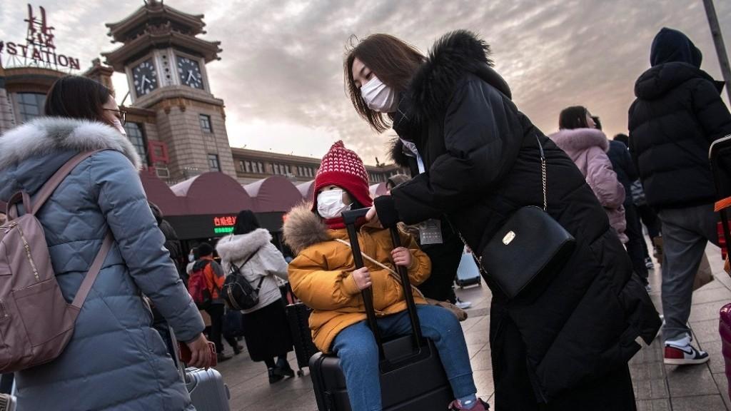 Wabah Virus Corona Bikin Warga Tiongkok Kini Rajin ke Tempat Ibadah