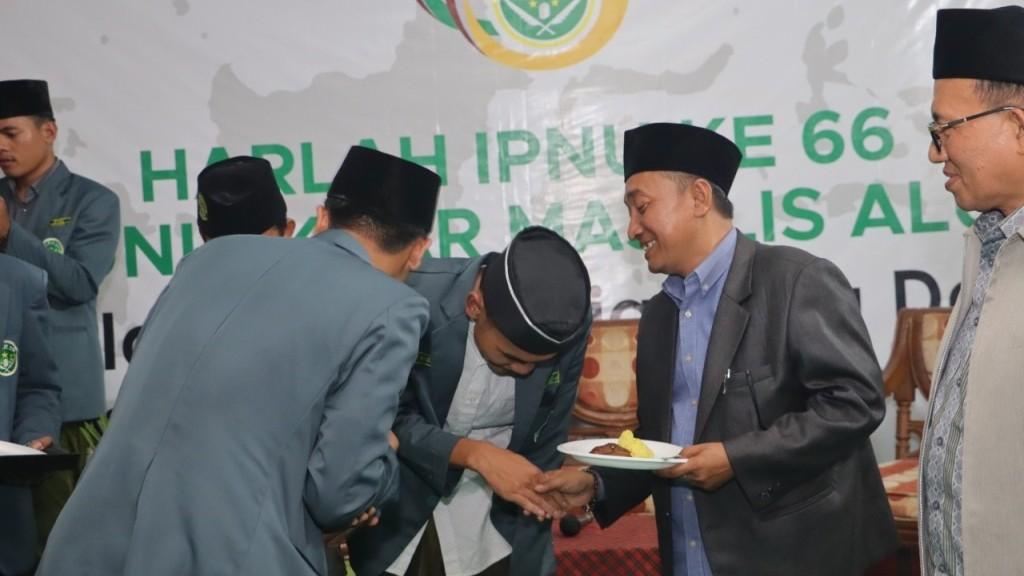 Pesan Terakhir Sekretaris NU Kota Tasikmalaya kepada Kader IPNU