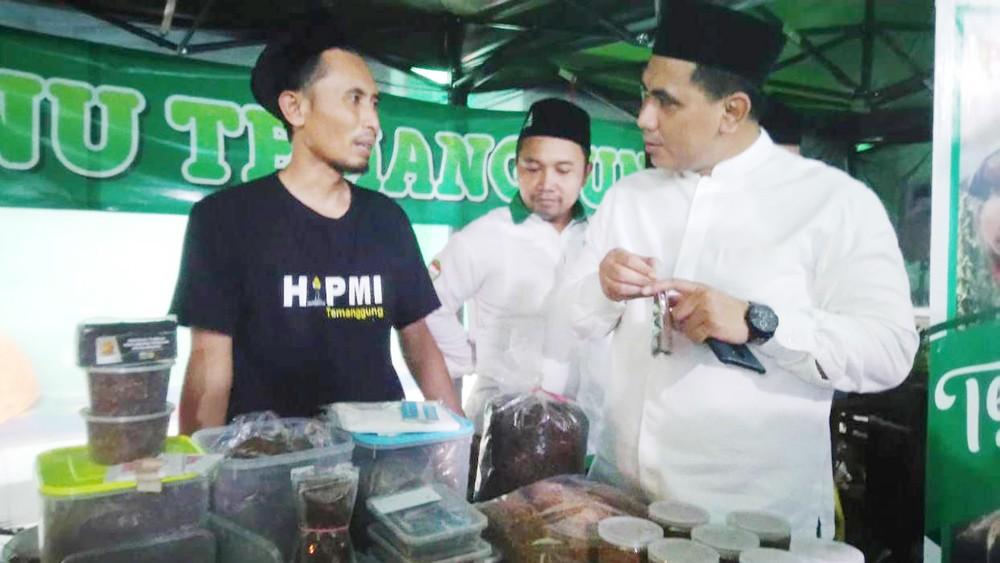 Nasi Jagung Goreng, Ada di Kedai Numani Festival Nusantara NU Jateng