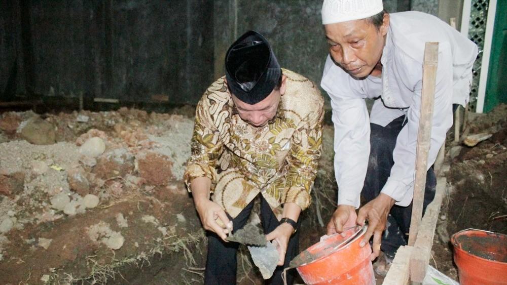 Bangun Sekolah Nusantara, PCNU Kota Pekalongan: Siapa pun Boleh Masuk