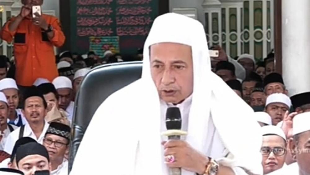 Habib Luthfi: Jangan karena Corona Timbul Pemisah Antarkita