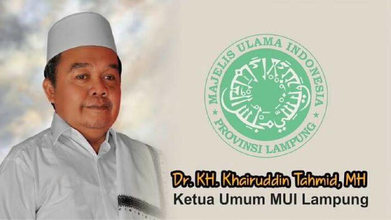 MUI Lampung Terbitkan Maklumat tentang Shalat Jumat saat Wabah Corona
